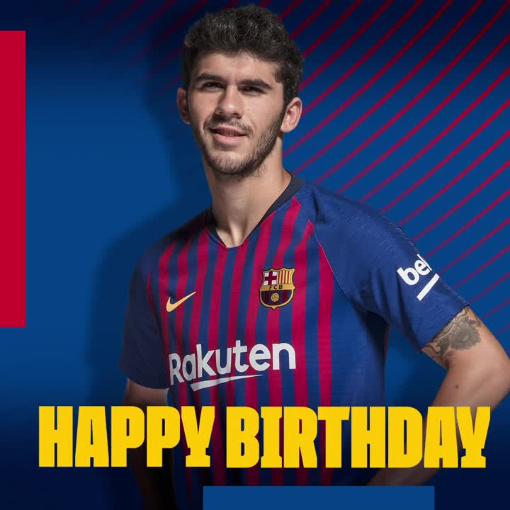 �� Happy birthday, @Carlesale10! ��  �� RT to congratulate him https://t.co/KXUHjKl1TD