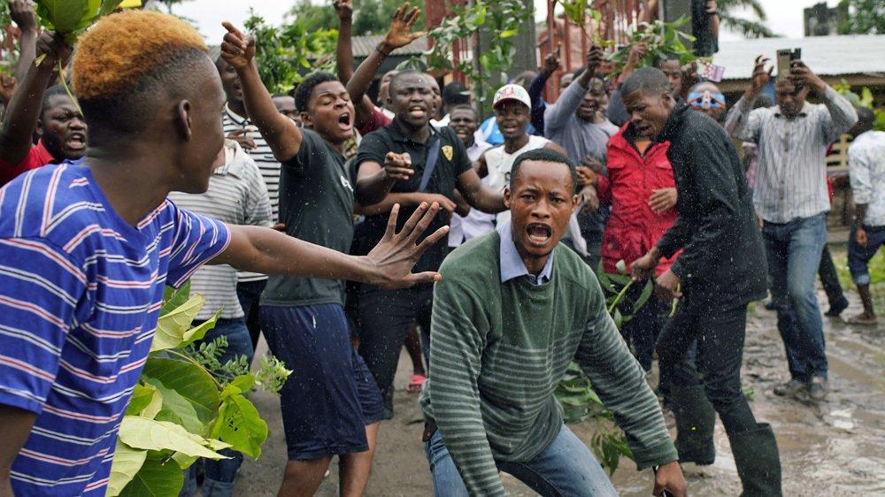 США развернут контингент в Габоне и ДРК