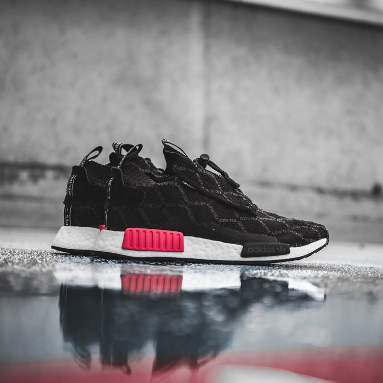 409ef83f4 The adidas NMD TS1 PK GTX in Core Black is now available in-store and  online. (£169.95) . . .  Wellgosh  WellgoshLove  adidasOriginals . ...