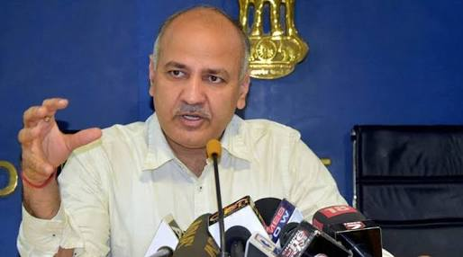"""""""Rolling back no-detention a welcome move, but we should reintroduce it after having a full proof systemic change in education sector""""- @msisodia"""