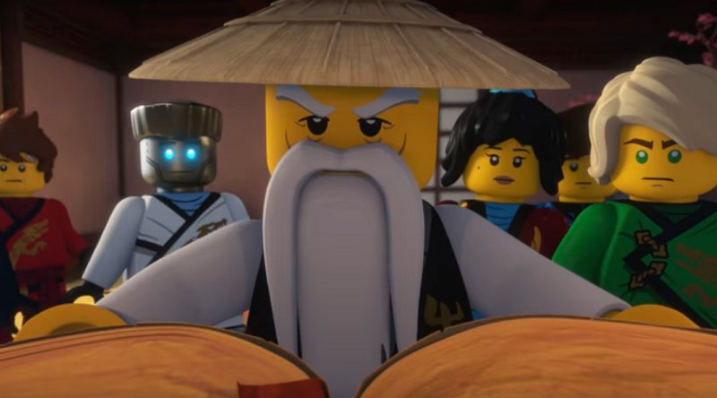 lego ninjago season 10 on JumPic com