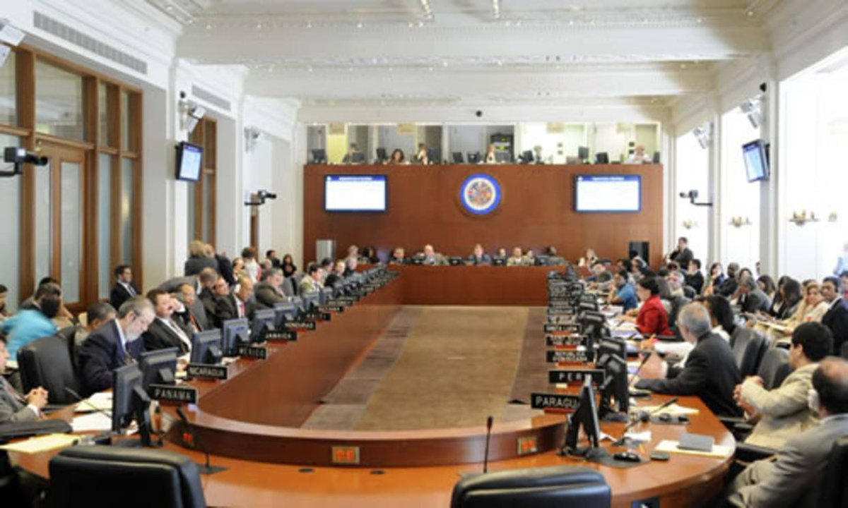 Image result for oas permanent council