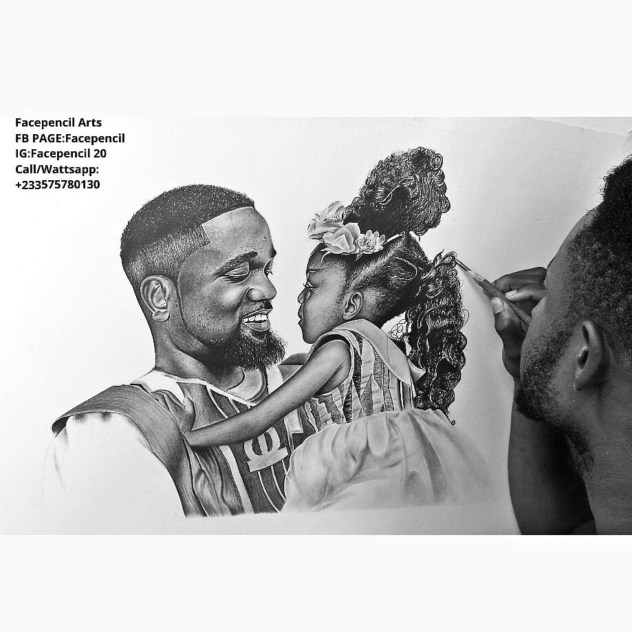 King sark and titi drawn by facepencil sarknation to the world pic twitter com edx6ibkfb3
