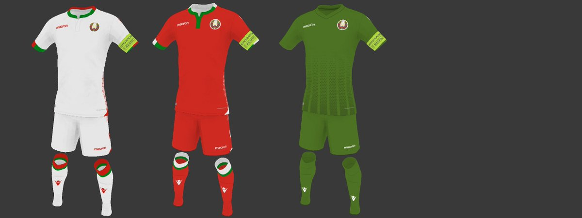 38680158d09 Kits for national teams that ingame such as Belarus, Estonia, Faroe  Islands, Finland, Latvia, Lichtenstein and San Marino!
