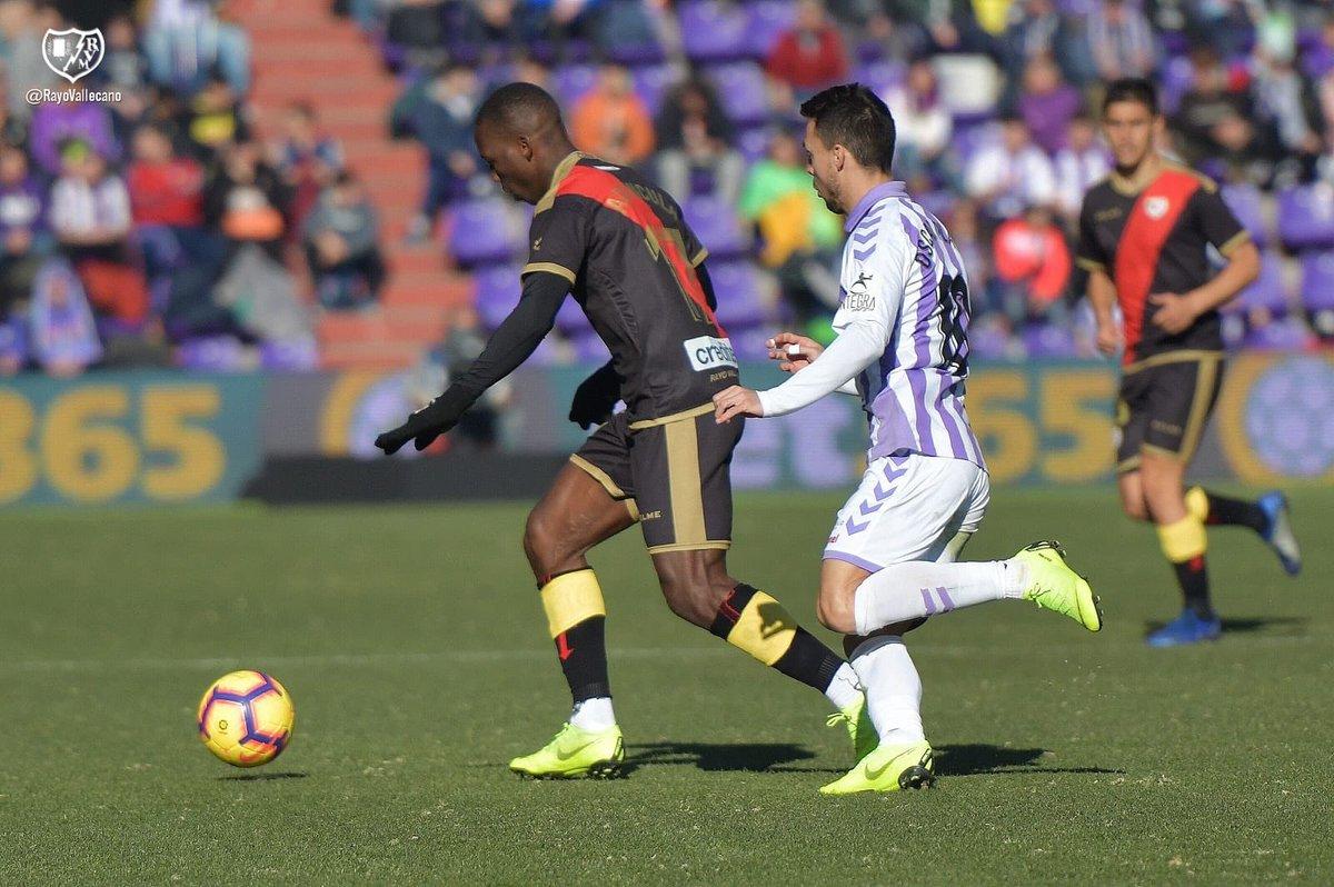 Video: Real Valladolid vs Rayo Vallecano