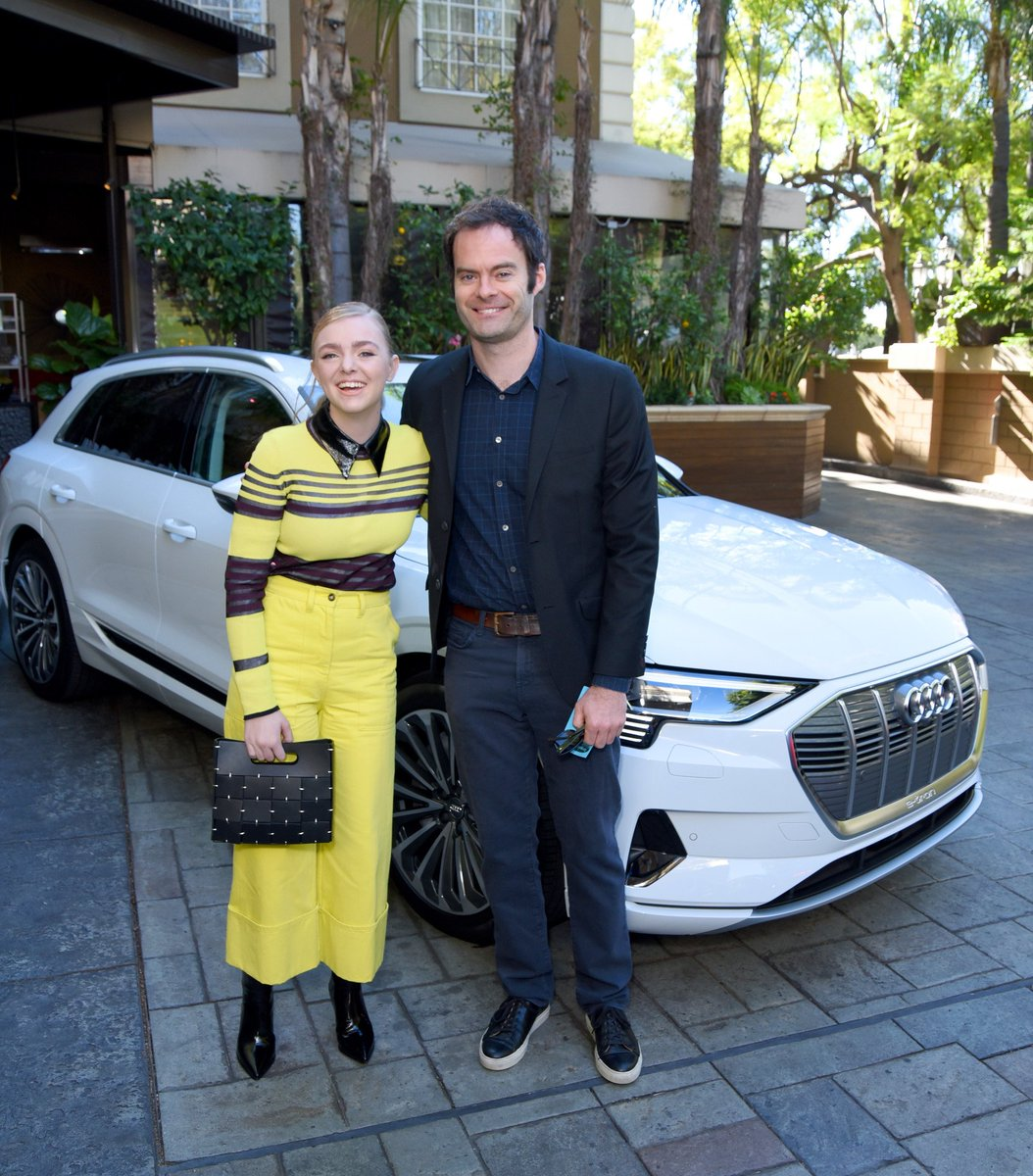 AFI and @Audi #etron honored the best in film & television at #AFIAWARDS 2018 yesterday, including Elsie Fisher & Bill Hader!