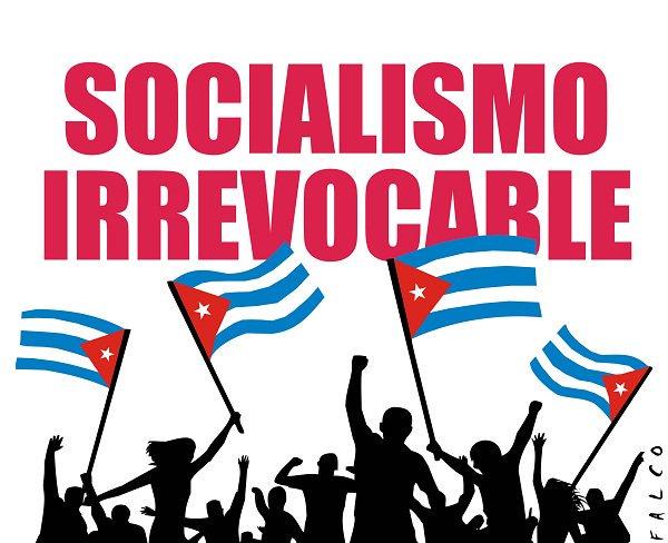 Díaz-Canel augura respaldo del pueblo a la Revolución socialista en referéndum