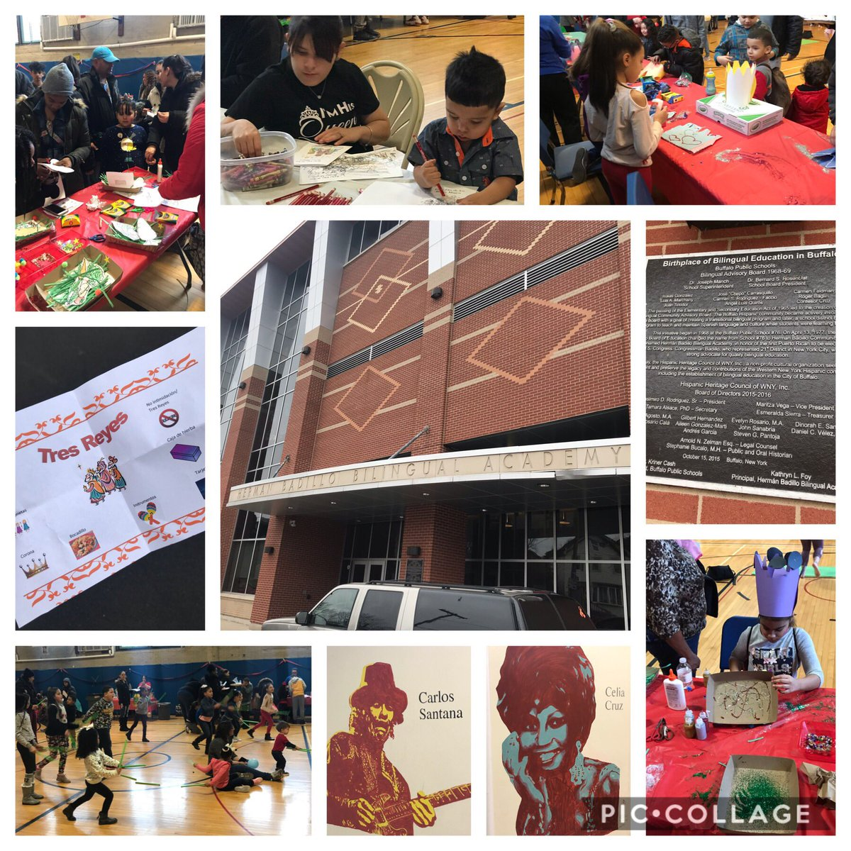 Anibal Soler Jr On Twitter There S No Place Like The Mighty Herman Badillo Bilingual Community School The Birthplace Of Bilingual Education In Buffalo Ny Off To An Amazing Start In The New