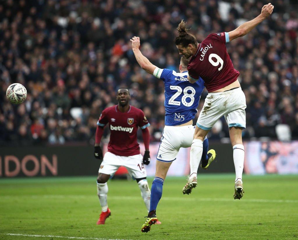 Sky Sports Premier League's photo on Carroll