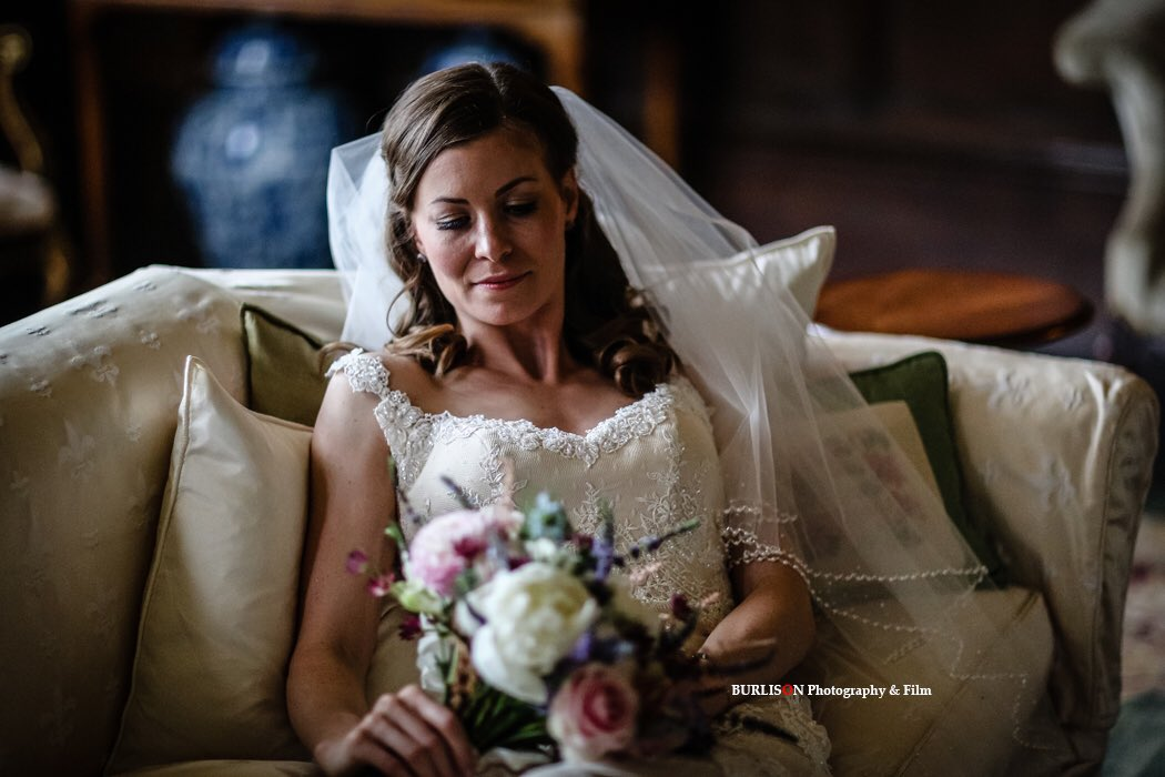 RT @BURLISONphoto A Quiet Moment to Reflect ....... #bridalportraiture #loseleypark @LoseleyPark @caperandberryLP #swedishbride #luxurywedding @TWGallery