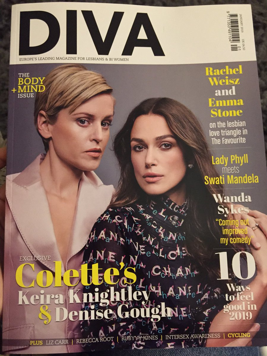 @Roxy_Vintage just read your article in the latest diva. Got me in absolute stitches in the middle of WHSmith 😂👌🏼 Bravo!