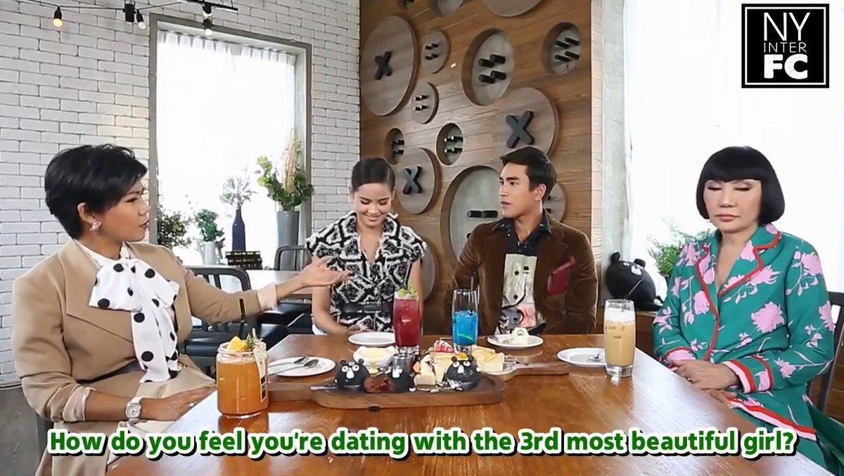 Yaya og nadech dating 2013