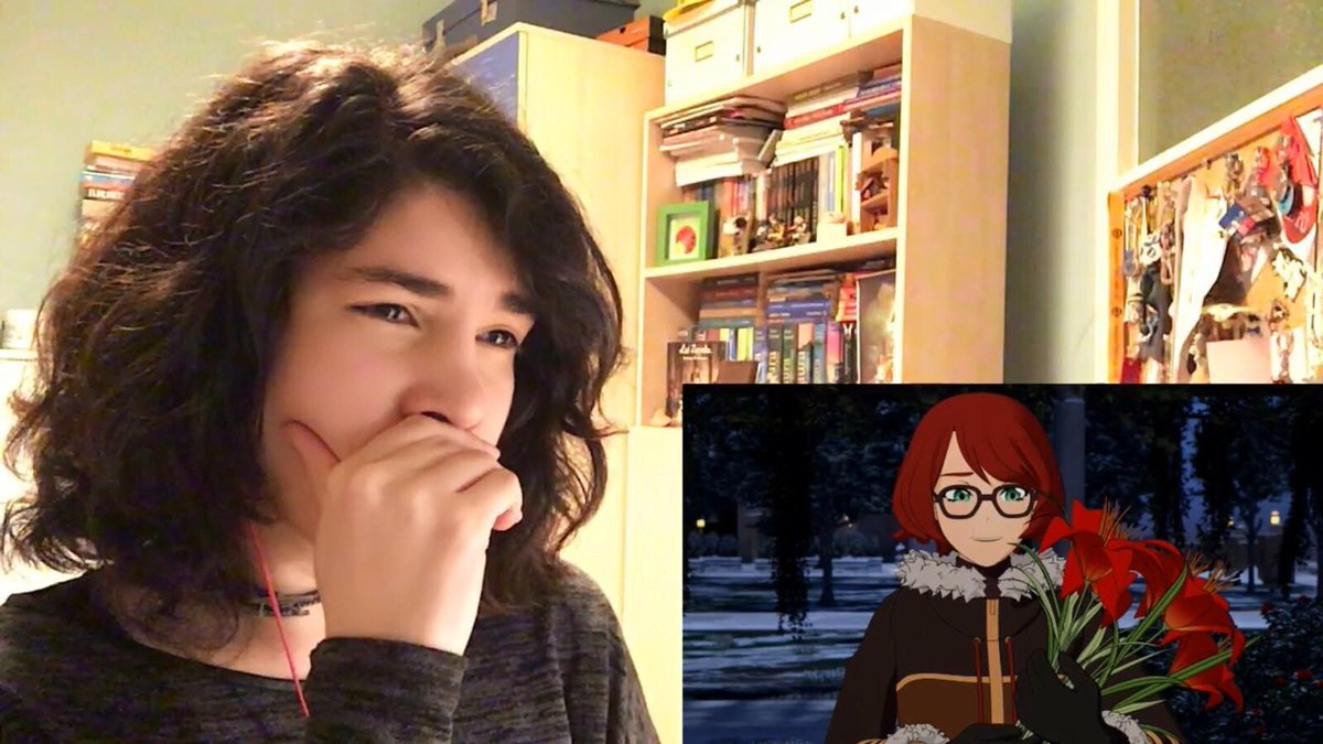 RWBY Volume 6 Chapter 9 Reaction and Review - Ouch https://youtu be