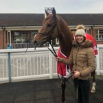 Our first winner of 2019 was a decisive victory for Salateen @LingfieldPark ....Owned by @alareen_racing Salateen won his 10th race of his career. Well done all.....