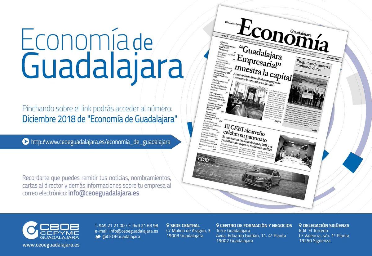 CEOE Guadalajara on Twitter: \