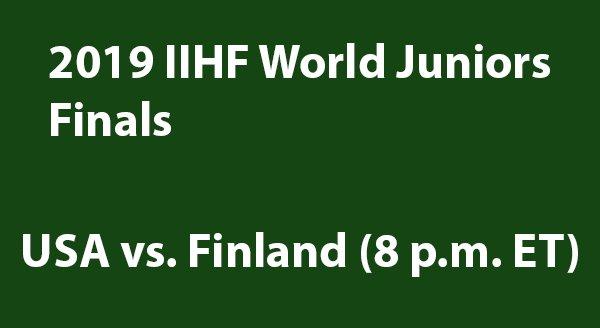 Iihf World Juniors 2020 Live Stream Iihflive Twitter