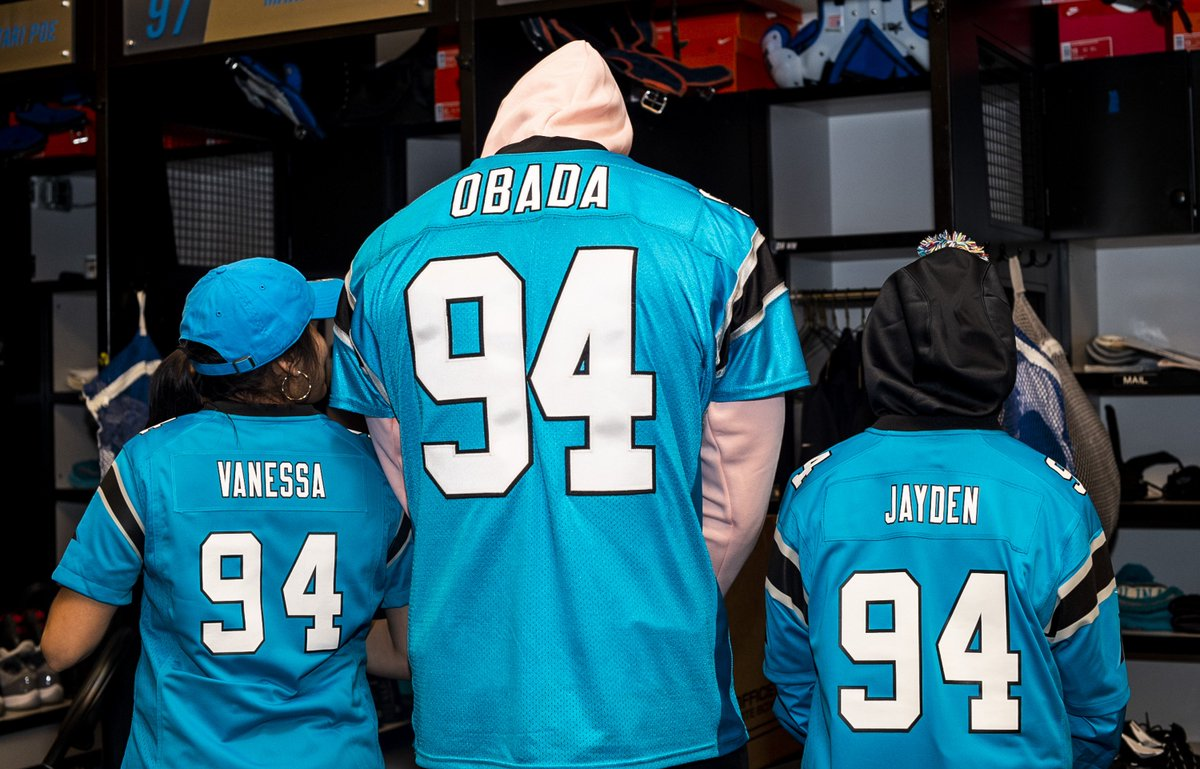 size 40 7828c d6b51 Carolina Panthers on Twitter:
