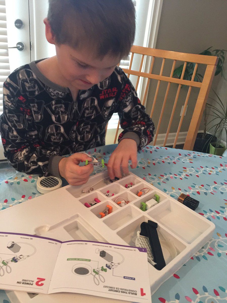 Littlebits Twitter Fun Way For Kids To Build Circuits And Make Things They 1 Reply 3 Retweets 17 Likes