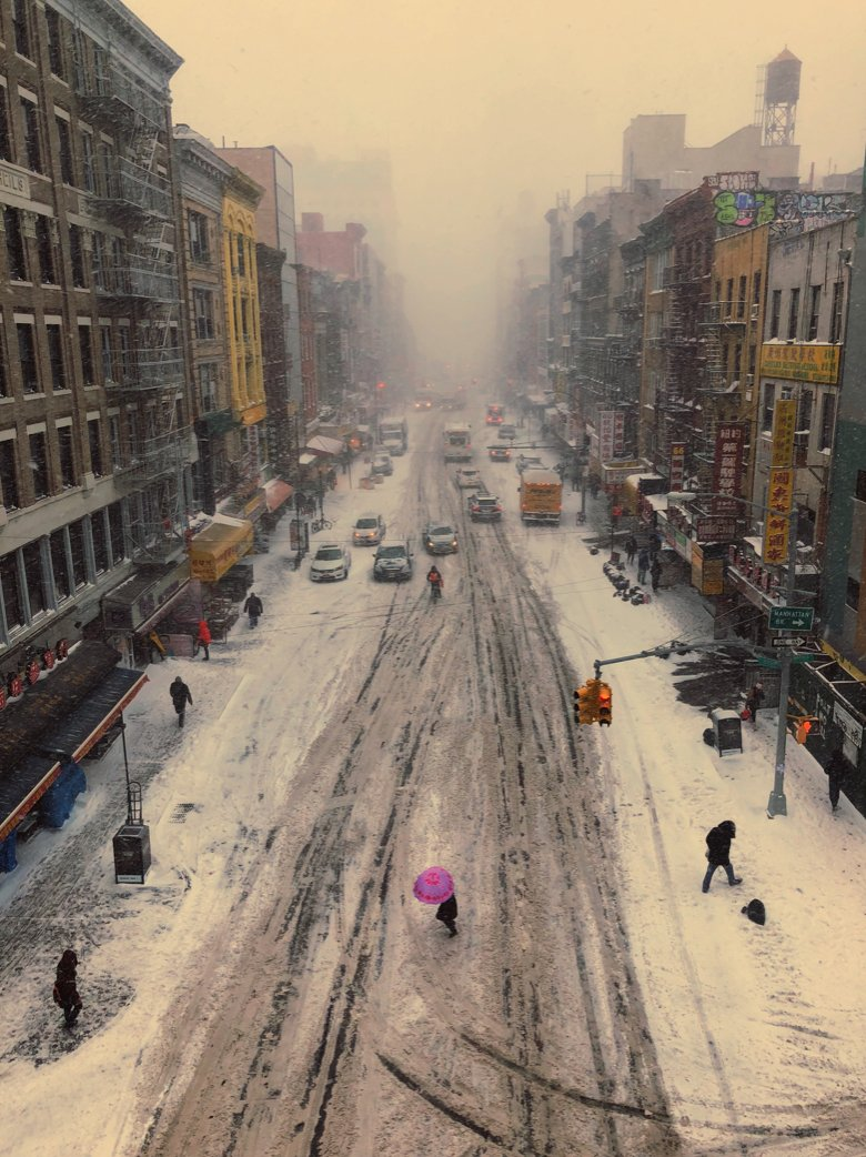 "Jorge Rodríguez on Twitter: ""#NewYork's #Winter #Cityscapes by young photographer Eric Van Nynatten #photography… """