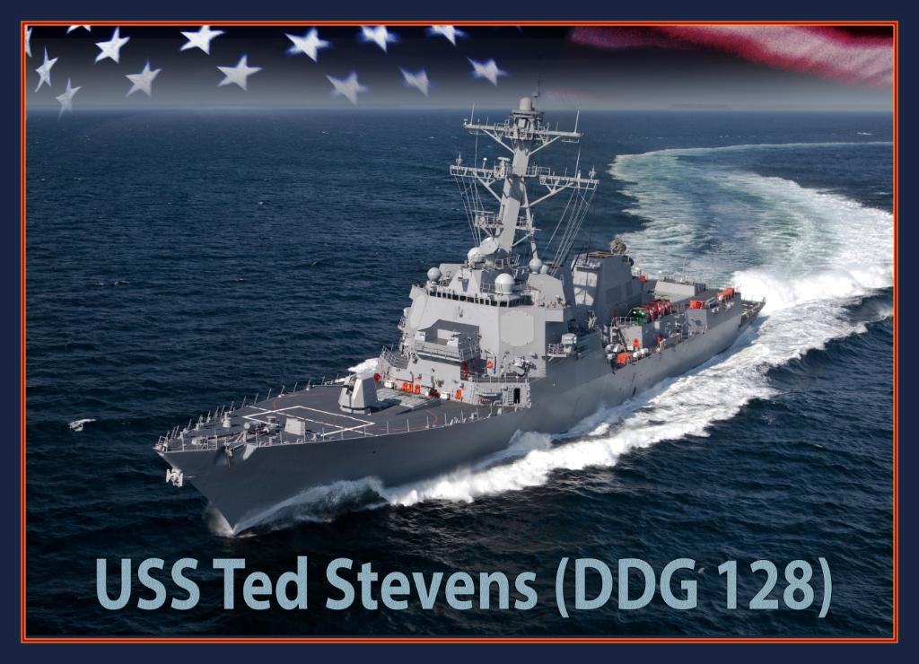 .@secnav76 names new destroyer in honor of U.S. Senator from #Alaska - https://t.co/fK4Hl9d7T4