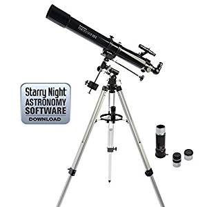 Celestron 21048 PowerSeeker 80EQ Telescope - £89.99 https://t.co/saoxuV7V90...