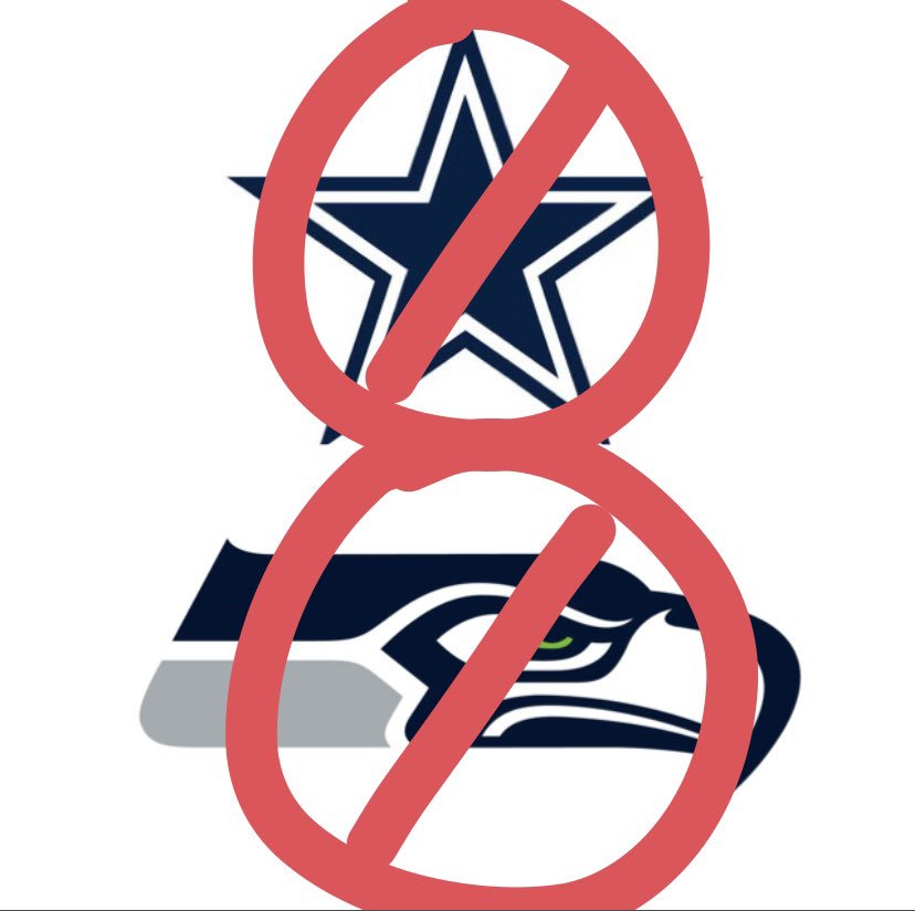Cowboys vs Seahawks...which team does a 49er fan root for??  #49ers #cowboys #seahawks #confused<br>http://pic.twitter.com/SHV9fwcegf