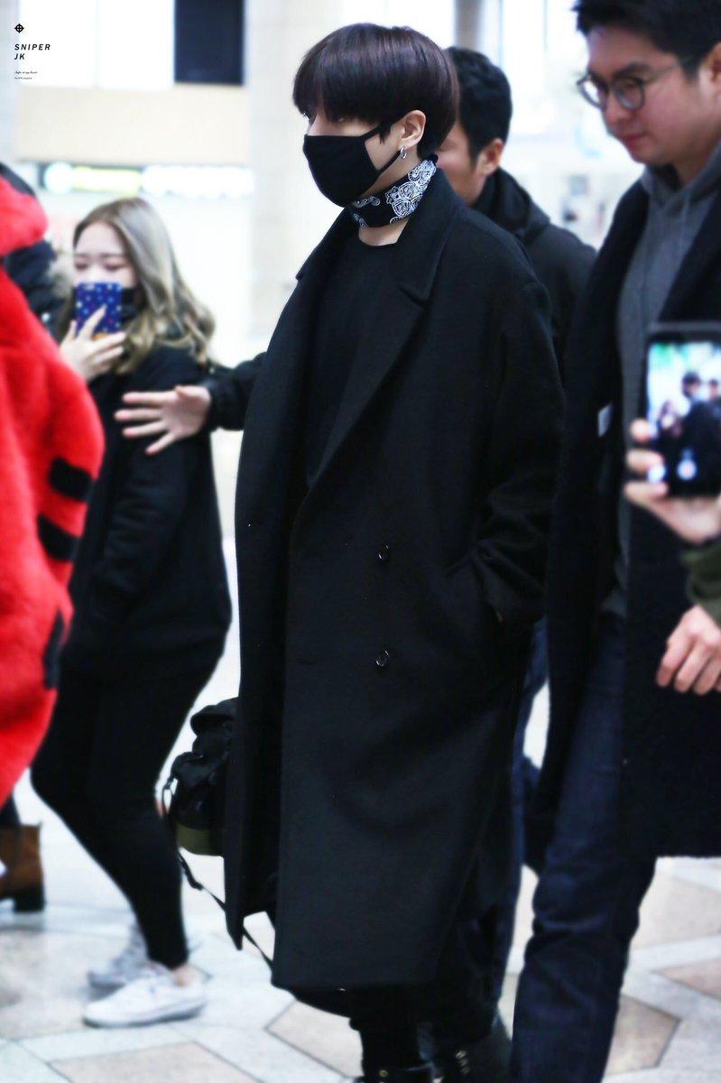 Jungkookusa On Twitter Jungkook Winter Fashion Just Amazing Ì•êµ Bts Twt