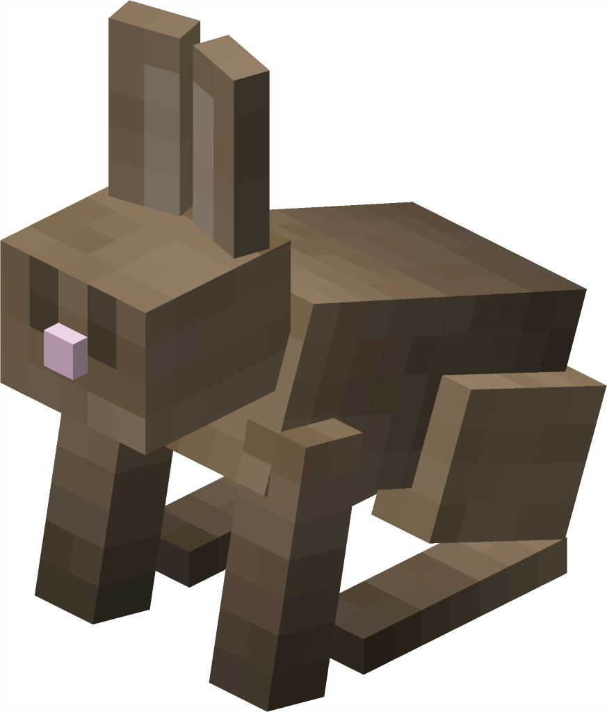 майнкрафт кролики
