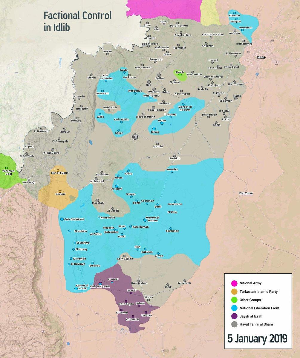 Сводки из Сирии. Переговоры между Дамаском и курдами