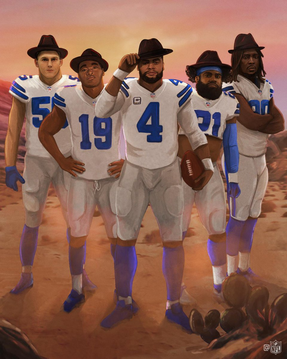RT @NFL: How 'bout them @dallascowboys? #NFLPlayoffs https://t.co/RPXqT9S55k