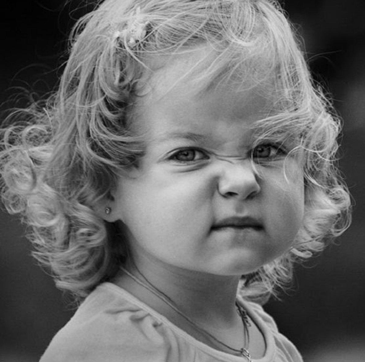 Картинка девочка злючка