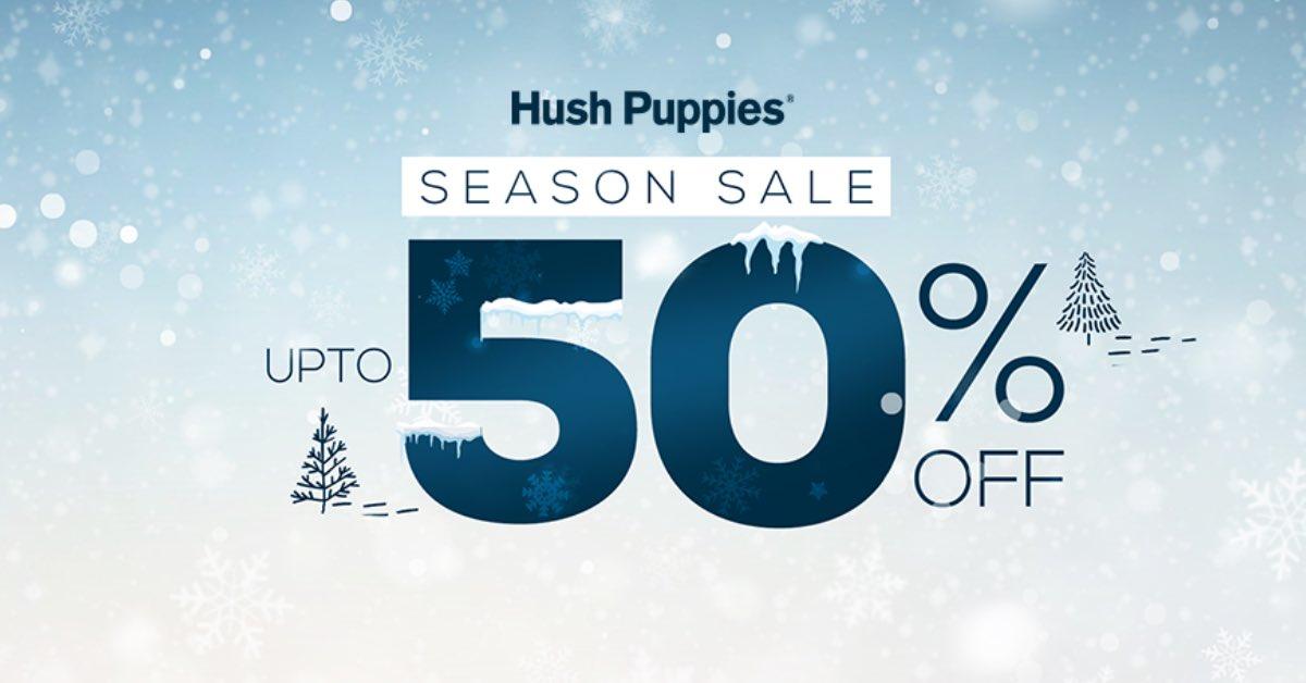 hush puppies sale 2019