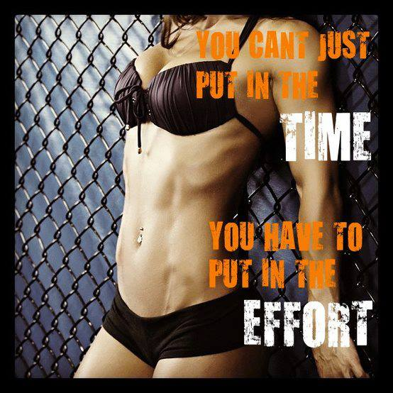 You can not just put in the time! You need to put in the effort! #HellYeah https://t.co/7m3coOvno2