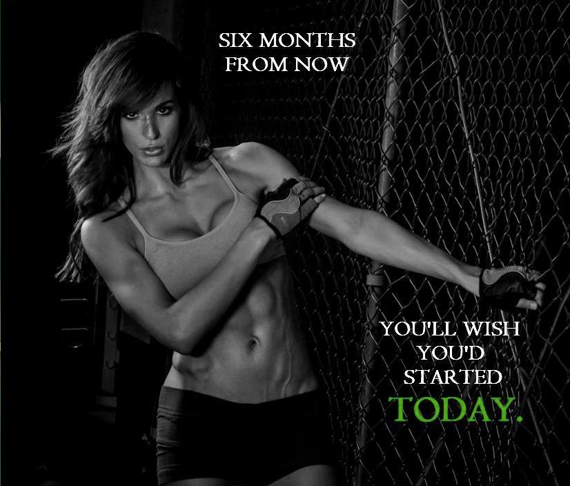 6 Months from now you will have wished you started today! #MakeItHappen <br>http://pic.twitter.com/3z0RpwBdj8