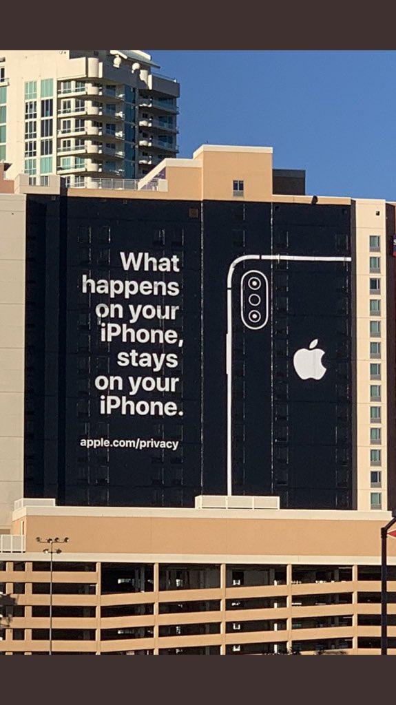 iphone positioning statement