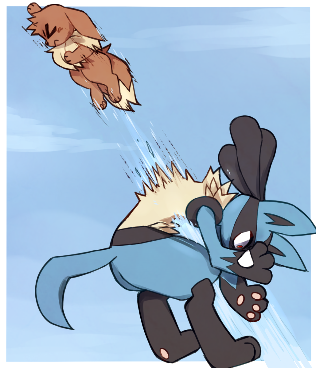 Lucario Sinnoh Remakes On Twitter Next Time On Dragonball