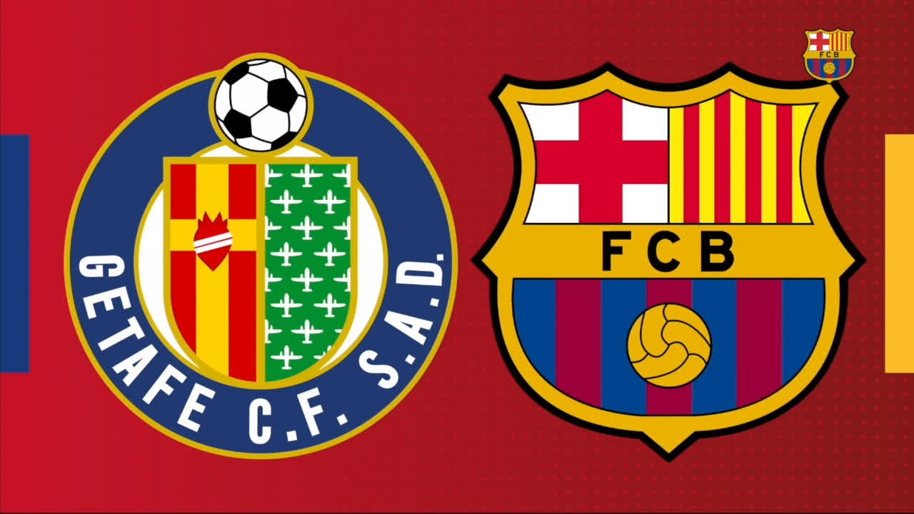 ⚽️ IT'S GAME DAY! ⚽️  ���� Watch and discover how to take part in our #GetafeBarça Preview! �� https://t.co/5T4BsLwFGI