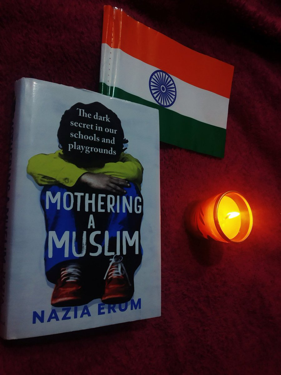 Book Review: Mothering A Muslim by Nazia Erum https://theenigmaticcreation.wordpress.com/2019/01/06/book-review-mothering-a-muslim-by-nazia-erum/ …