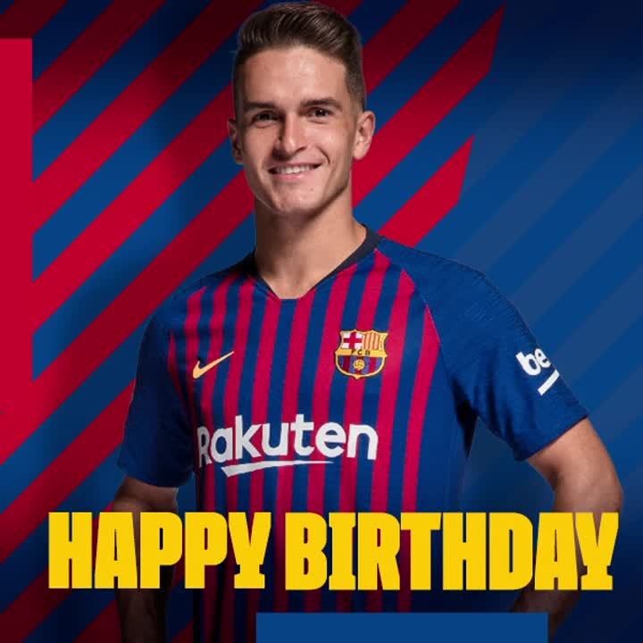 �� Happy birthday, @DenisSuarez6! �� �� Hope you have a great day! �� https://t.co/ILvCGsFQdp