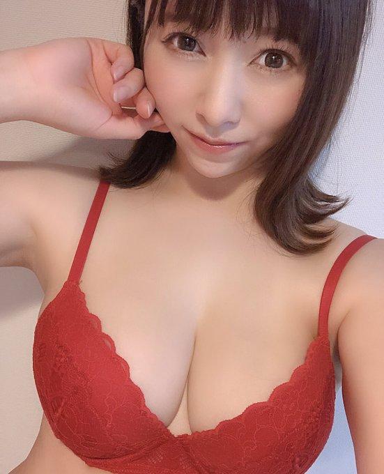 グラビアアイドル橘まりやのTwitter自撮りエロ画像9