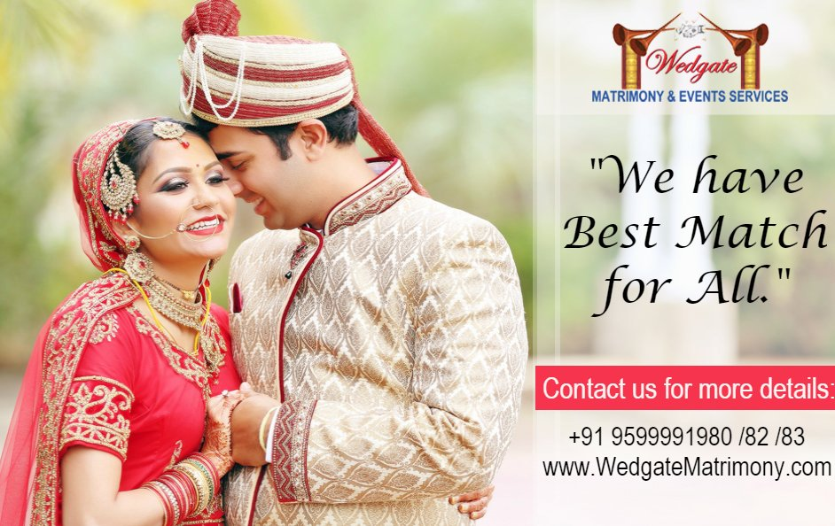 Wedgate Matrimony (@wedgate) | Twitter