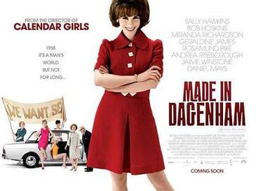 Made in Dagenham film flyer