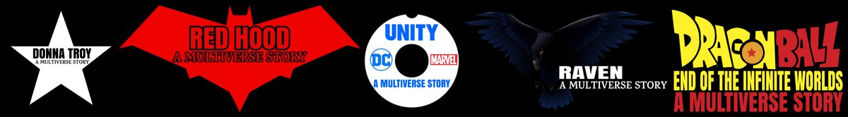 The Multiverse Fanfiction Series!