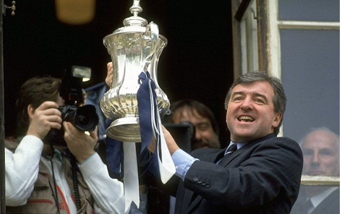 Former England manager Terry Venables celebrates his 76th birthday today  Happy birthday, El Tel
