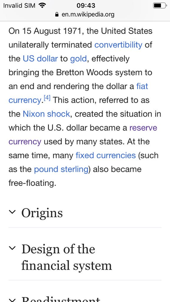 Screen grab from Wikipedia Breton Woods article