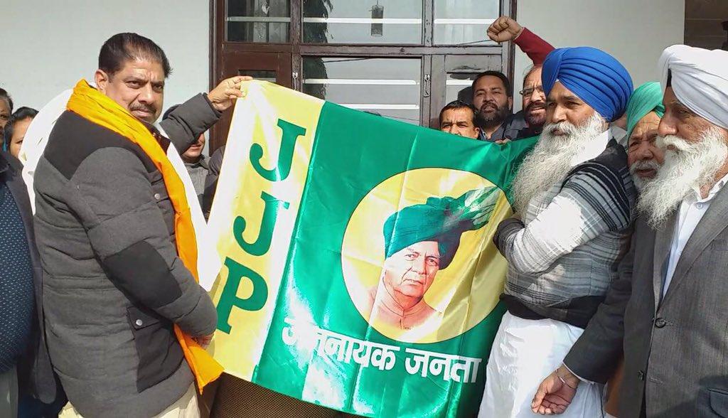 Image result for dushyant chautala JJp
