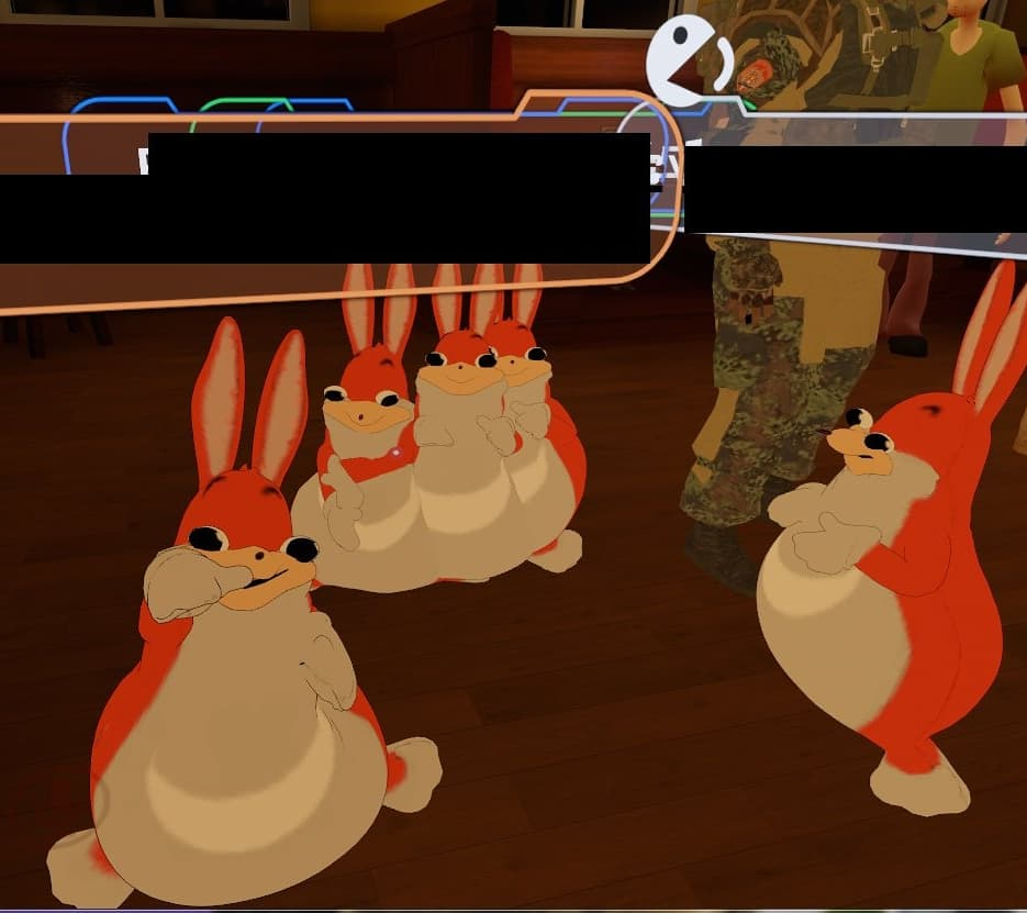 Zee On Twitter Big Chungus Is The Uganda Knuckles Of 2019