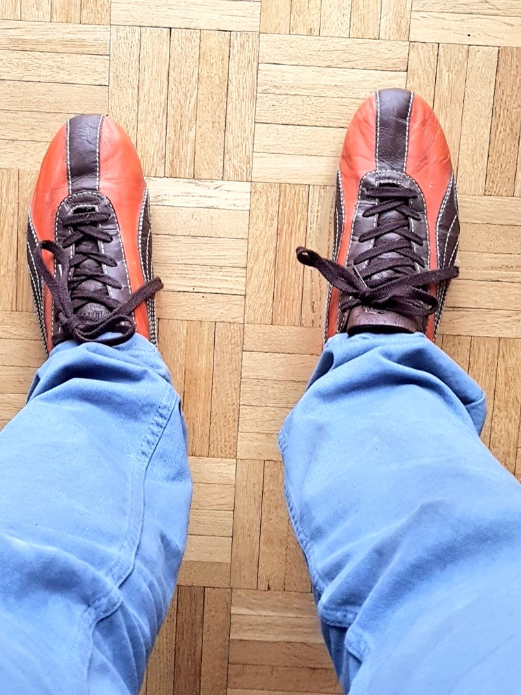 Chaussure de cassos