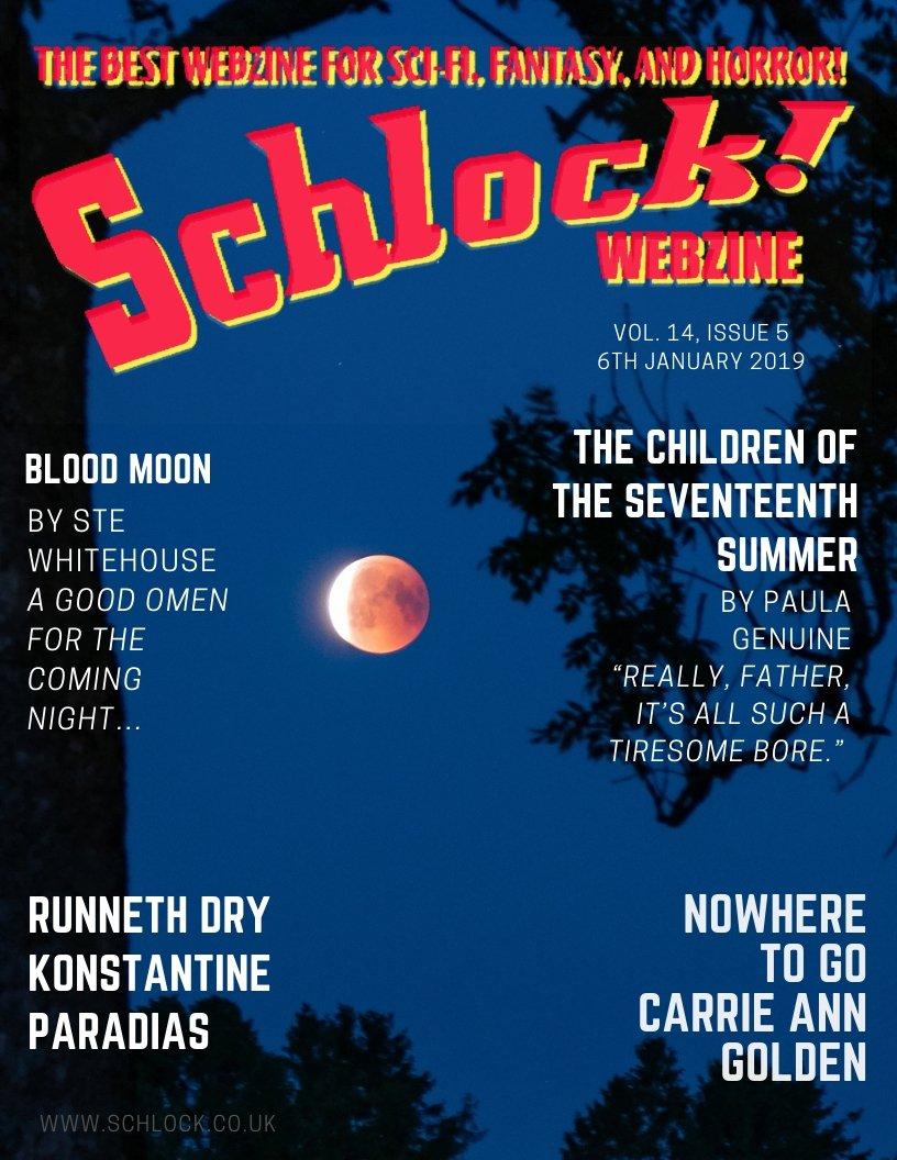 Schlock Quarterly: Volume 3, Issue 5