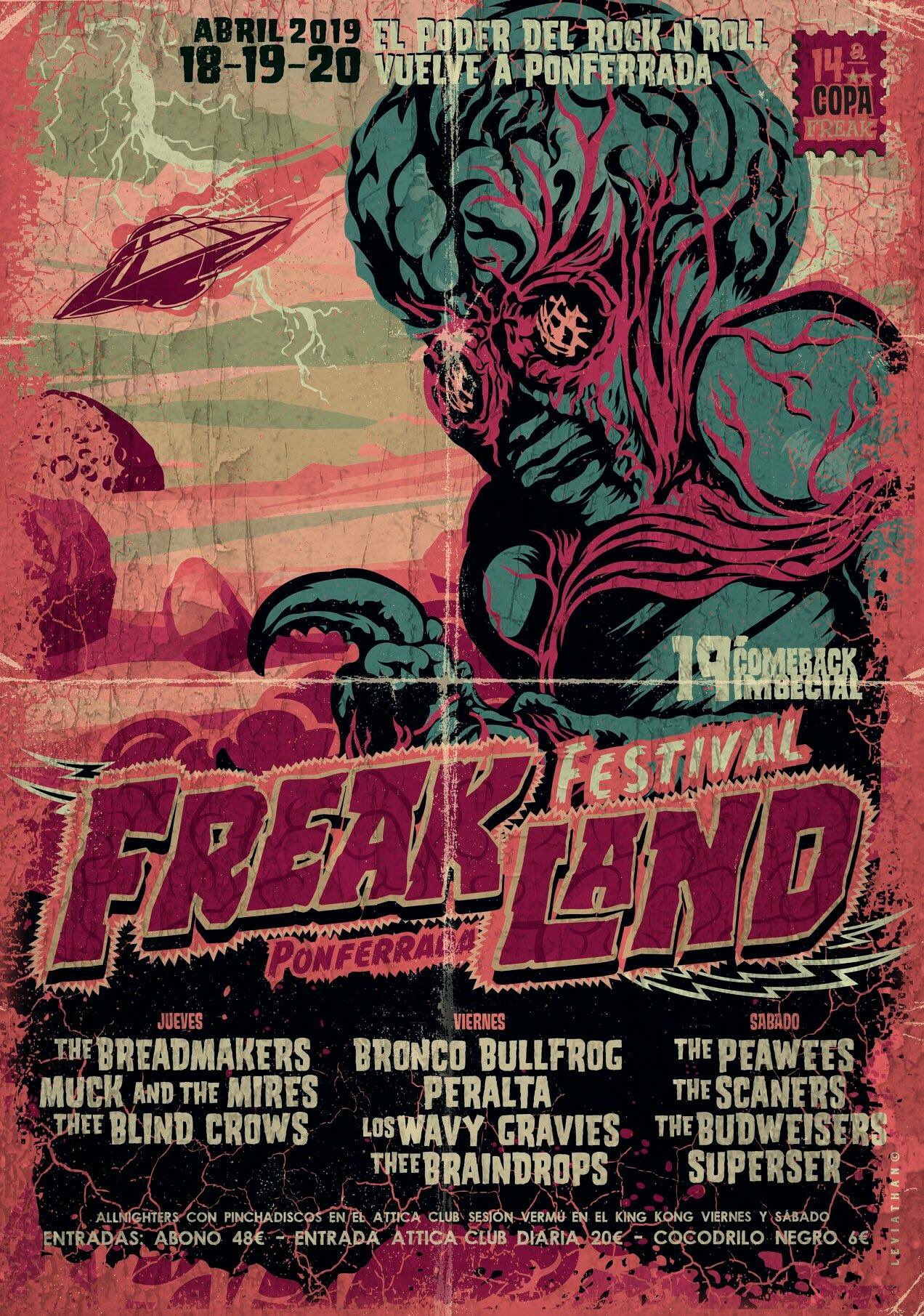 Freakland Festival  DwOS4-7XcAAJR_I
